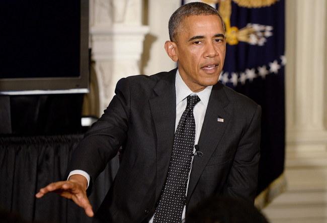 Barack Obama /Olivier Douliery / POOL /PAP/EPA