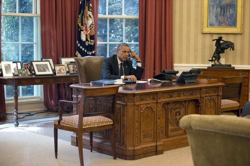 Barack Obama /RON SACHS/POOL /PAP/EPA