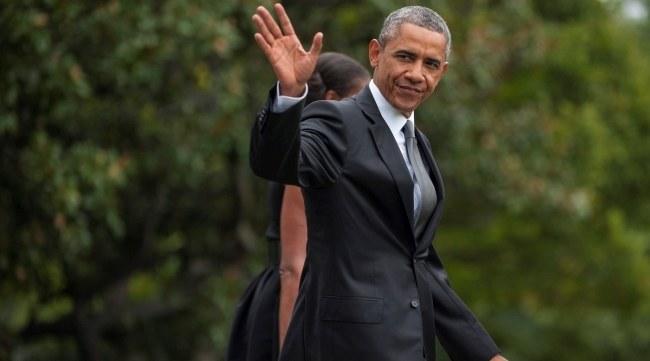 Barack Obama /PAP/EPA/Pete Marovich / POOL /PAP/EPA