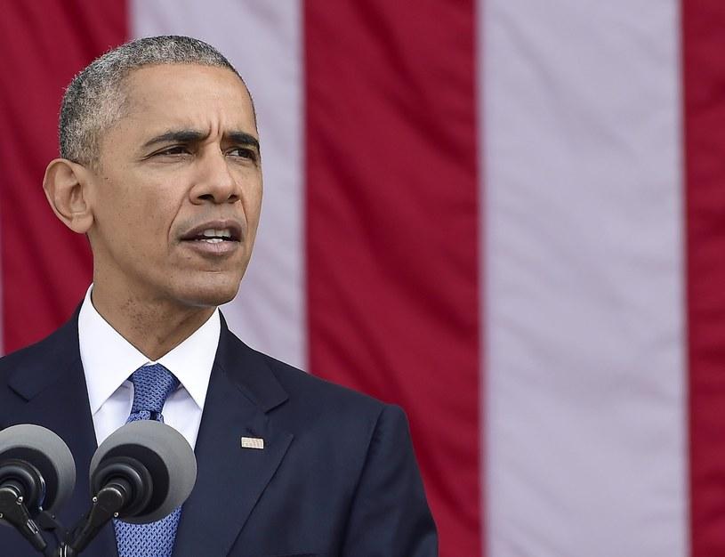 Barack Obama /Ron Sachs    /PAP