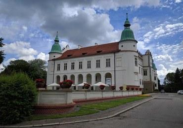Baranów Sandomierski. Na Małym Wawelu