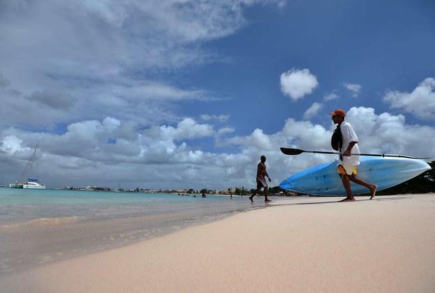 Barbados - tam nie można się nudzić /AFP