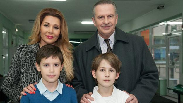 Barbara (Aldona Orman) złoży Pawłowi (Tomasz Stockinger) nieoczekiwaną, acz bardzo oryginalną propozycję /Agencja W. Impact