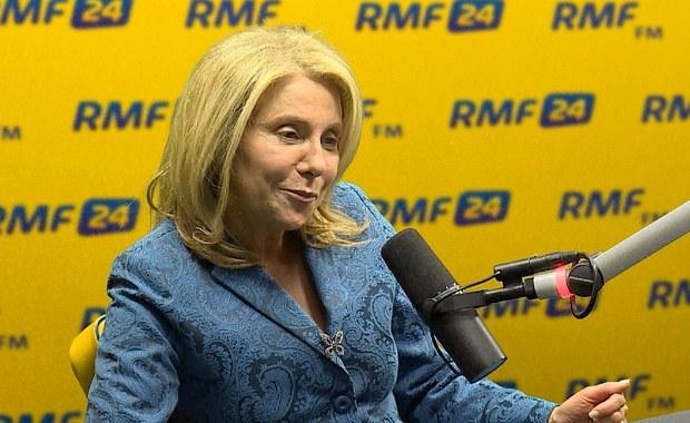 Barbara Dolniak: Petru uderzył się w piersi? Ja bym tego tak nie nazwała
