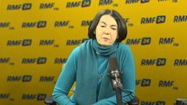 Barbara Piwnik w Porannej rozmowie w RMF FM