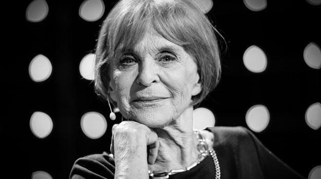 Barbara Sass (14 października 1936 - 2 kwietnia 2015) - fot. Wojciech Olszanka /East News