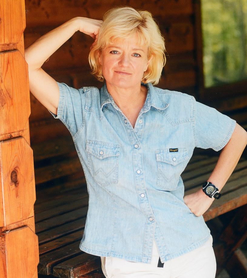 Barbara Winiarska - 1952-2002 /Marek Szymański /Agencja FORUM