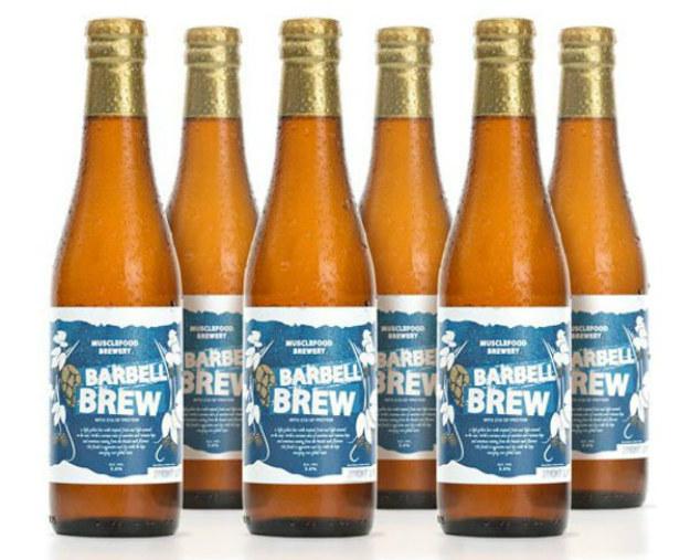 Barbell Brew - prawdziwe piwo dla sportowców /materiały prasowe
