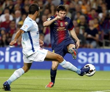 Barcelona męczyła się z Granadą