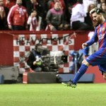 Barcelona pokonała Sevillę. 500 goli Messiego!