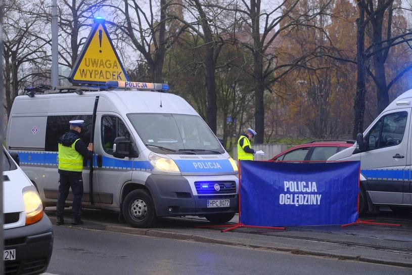 Bardzo dużo pieszych ginie na drogach również w Polsce /Grzegorz Olkowski / Polska Press /East News