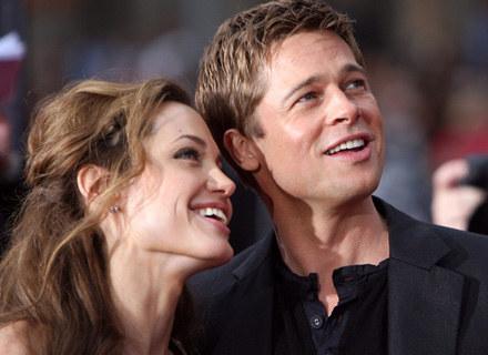 Bardzo hojne hollywoodzkie małżeństwo /AFP