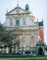 Barok: kościół św. Piotra i Pawła w Krakowie /Encyklopedia Internautica