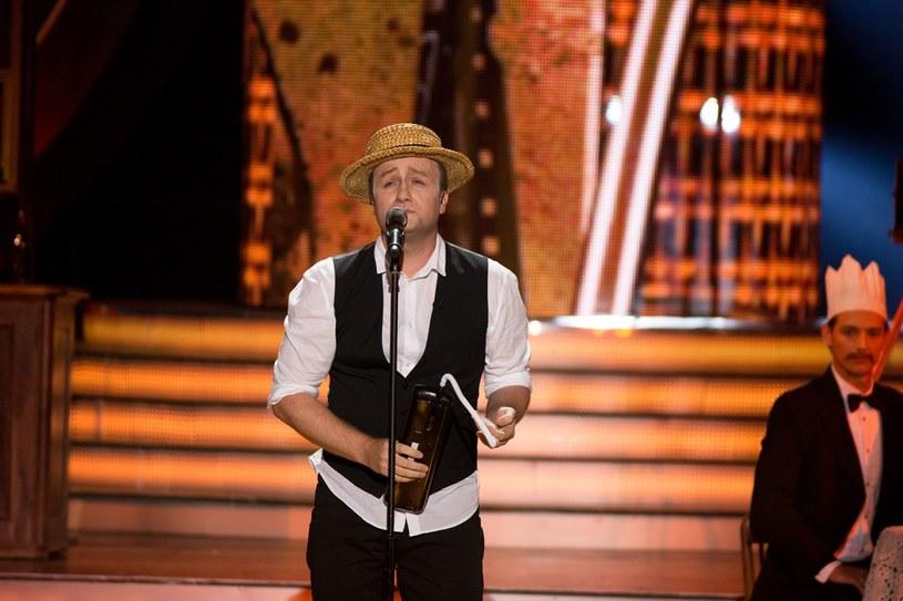 Bartek Kasprzykowski jako Czesław Mozil, fot. Maciej Zawada /Polsat
