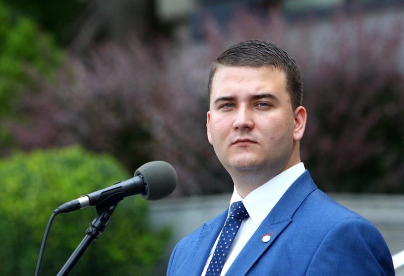 Bartłomiej Misiewicz /STANISLAW KOWALCZUK /East News