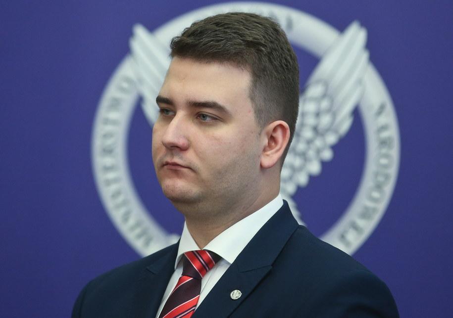Bartłomiej Misiewicz /Rafał Guz /PAP
