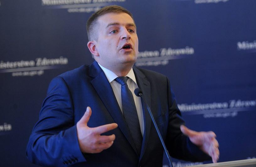 Bartosz Arłukowicz /Bartłomiej Zborowski /PAP