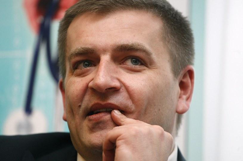 Bartosz Arłukowicz /Adam Guz /Reporter