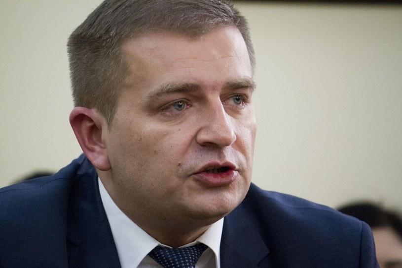 Bartosz Arłukowicz /Krystian Dobuszyński /Reporter