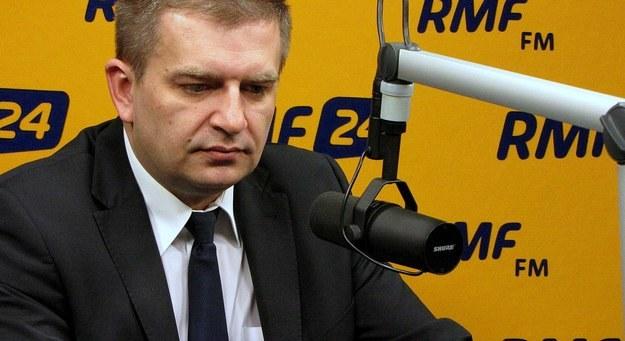 Bartosz Arłukowicz /Kamil Młodawski /RMF FM - 0003R8PRRPA79PPJ-C116-F4
