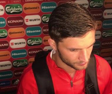 Bartosz Bereszyński po meczu z Armenią (6-1). Wideo