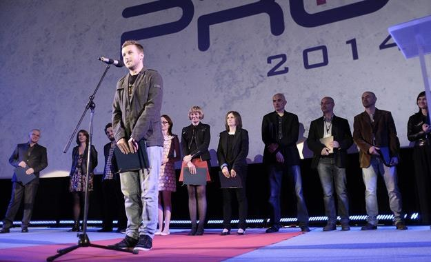 Bartosz Kowalski - laureat Nagrody Głównej. fot. Marcin Swidzinski / Off Plus Camera /materiały prasowe