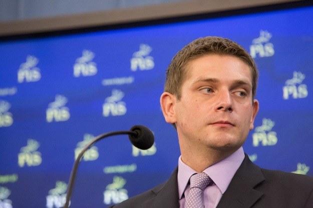 Bartosz Kownacki /Andrzej Hulimka  /Reporter