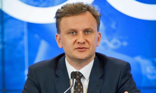Bartosz Marczuk, wiceminister pracy. Fot. Aleksandra Szmigiel-Wiśniewska /Reporter