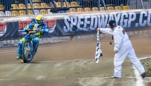 Bartosz Zmarzlik wygrał żużlową Grand Prix Polski