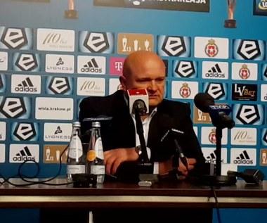 Bartoszek po 0-2 z Wisłą. Wideo