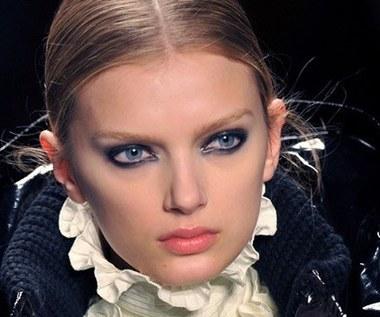 Barwy nocy w makijażu Givenchy