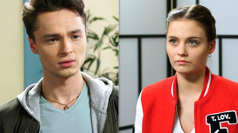 """""""Barwy szczęścia"""": Julita będzie przekonana, że Józek zachowa się jak na prawdziwego mężczyznę przystało i zaproponuje jej małżeństwo /www.barwyszczescia.tvp.pl/"""