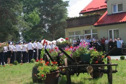 """Baśniowy """"Przystanek Kawęczynek"""" / fot. W. Czerwieniec /zamosconline.pl"""