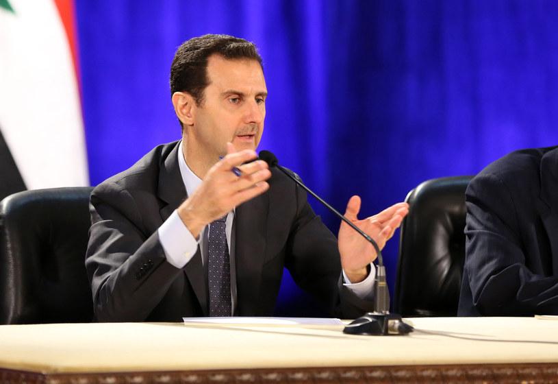 Baszar Al Asad /AFP