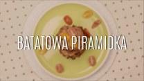 Batatowa piramidka - nietypowe placki na obiad