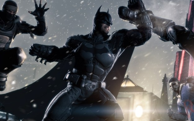 Batman: Arkham Origins /materiały prasowe