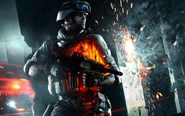 Battlefield 3: Close Quarters - motyw graficzny /Informacja prasowa