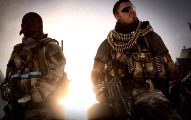 Battlefield 3: Dogrywka - motyw graficzny /Informacja prasowa
