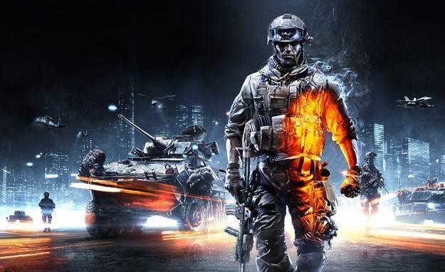 Battlefield 3 - motytw graficzny /Informacja prasowa