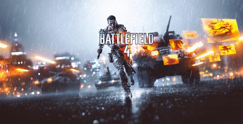 Battlefield 4 - oryginalna grafika promująca najnowszą odsłonę serii /materiały prasowe