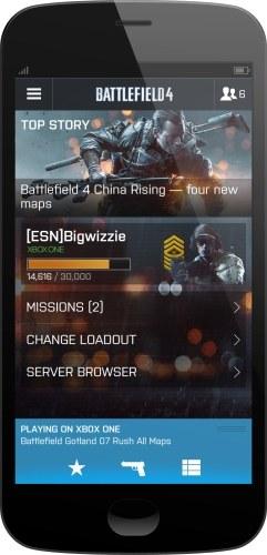 Battlelog /materiały prasowe