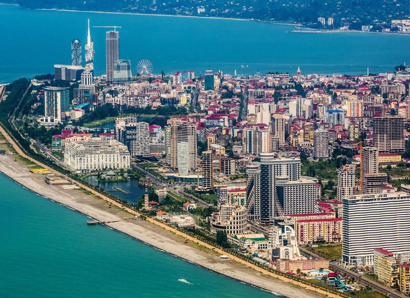 Batumi z lotu ptaka /123RF/PICSEL