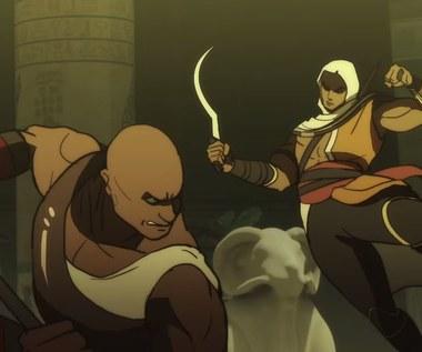 Bayek w krótkiej animacji promującej Assassin's Creed Origins