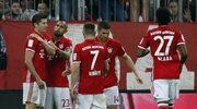 Bayern - Borussia 4-1. Lewandowski uspokaja w sprawie kontuzji