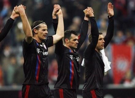 Bayern - faworyt bukmacherów /AFP