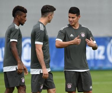 Bayern. James ma w Monachium problem tylko z językiem