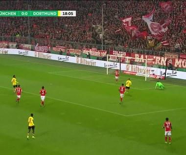 Bayern Monachium - Borussia Dortmund 2-3 w Pucharze Niemiec. Wideo