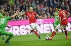 "Bayern Monachium - Borussia Moenchengladbach 2-0. ""Lewy"" bez gola"