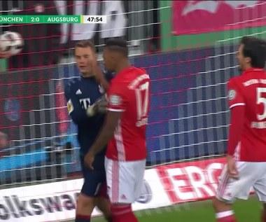 Bayern Monachium - FC Augsburg 3-1. Wideo