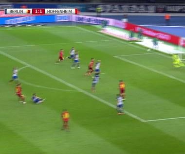 Bayern Monachium - FC Augsburg 6-0. Hat-trick Roberta Lewandowskiego. Wideo
